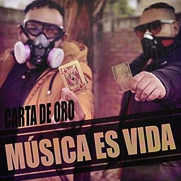 Música Es Vida