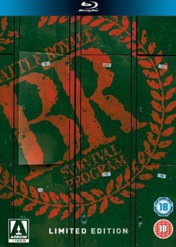 Battle Royale - 3 Disc Box Set (Limited Edition) [Blu-ray] [2000]