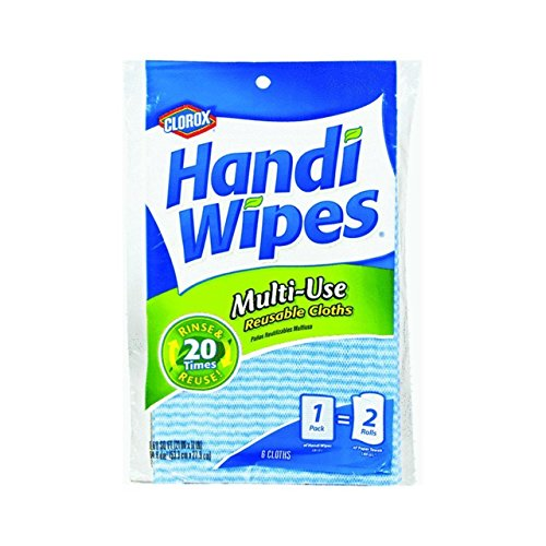 Clorox CLO 13387 Handi Wipes 11 x 21 Multi-Purpose Towel
