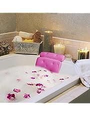 ALDIOUS Bath Pillow, 4D Air Mesh Technology Bathtub Pillow