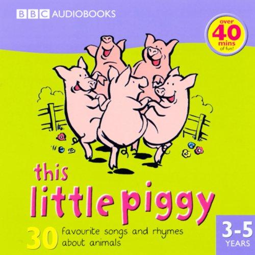 This Little Piggy cover art
