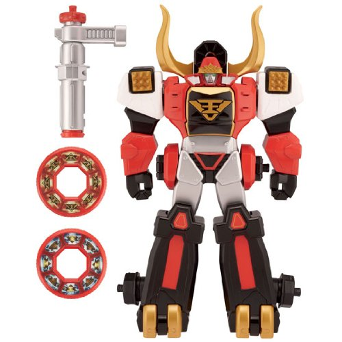 Amazon.com: Power Rangers Megazord Bull Megazord: Toys & Games
