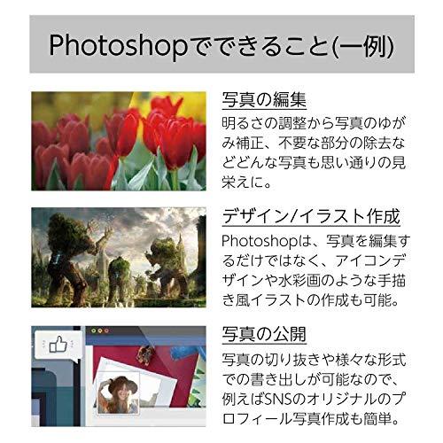 AdobeIllustratorCC+PhotoshopCC|12か月版|Windows/Mac対応|オンラインコード版
