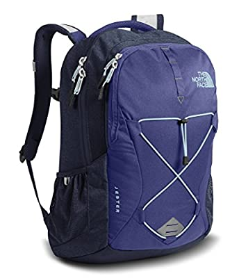 The North Face Women's Jester Backpack - Bright Navy & Urban Navy Heather - OS (Past Season)