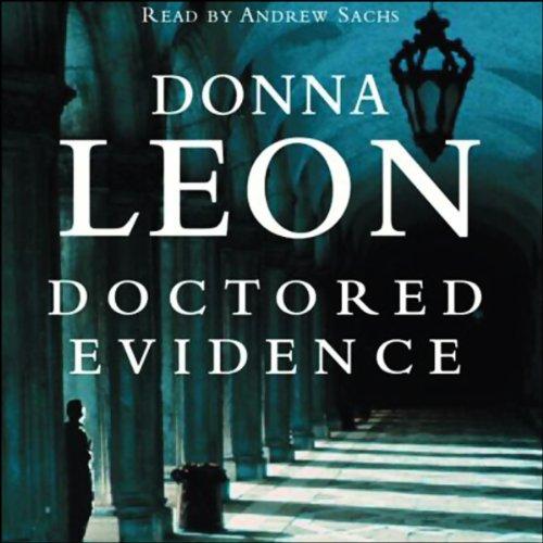 『Doctored Evidence』のカバーアート