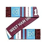 FOCO West Ham United FC Retro Acrylic Bar Scarf