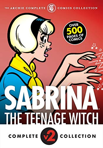 SABRINA THE TEENAGE WITCH COMP  02 1972-1973 (Complete Sabrina the Teenage Witch)