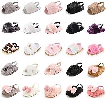 Meckior Infant Baby Girls Sandals