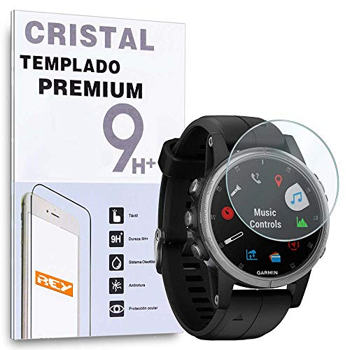 Protector de Pantalla Universal para SMARTWATCH o Reloj de 37mm, Cristal Vidrio...