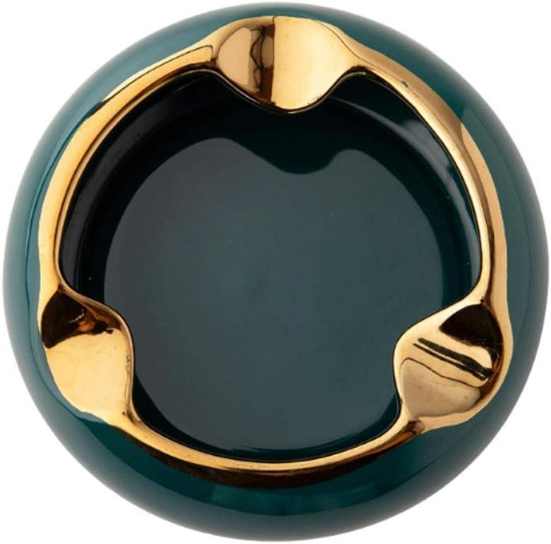 Super beauty product restock quality top TEAYASON Desktop Ashtray Simple Jacksonville Mall and Fashionable Ceramic