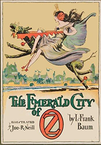 The Emerald City of Oz: (non illustrated)