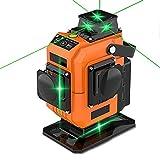 Niumen Infrarot Ebene, Laser Wasserwaage 2-in-1-Multifunktions-Nivelliermesser Vertikale Punkte...