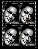 2014 Actress Cicely Tyson, Collectible Sheet of 4 Stamps, Mint Never Hinged