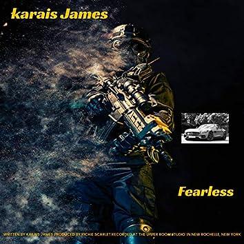 Fearless (feat. Richie Scarlet, Louie Spagnola & Russ Wilson)