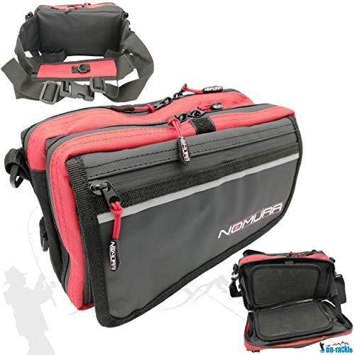 Nomura Narita Carryall Belt Bag Luggage Limited Edition Kunstködertasche Spinntasche