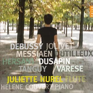 Debussy / Jolivet: Flute and Piano Works by Juliette Hurel (2002-05-03)