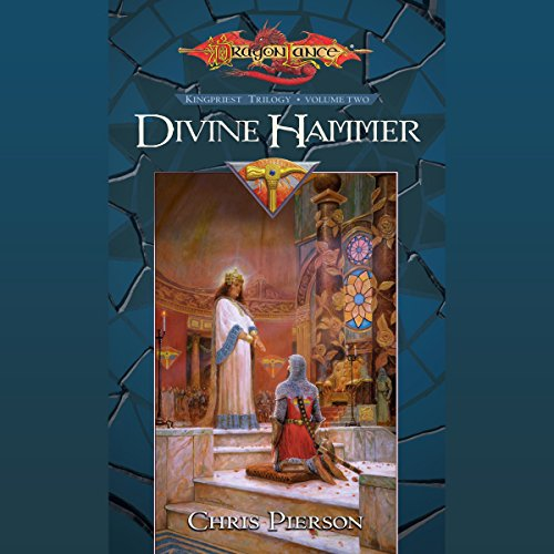 Divine Hammer audiobook cover art