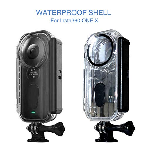 Romsion Camera 10M Insta360 ONE X Venture Case Waterdichte Behuizing Shell Duikhoesje voor Insta360 One X Action Camera Accessoires
