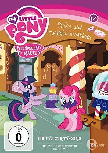 My Little Pony: Freundschaft ist Magie 17: Pinkie und Twilight ermitteln
