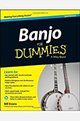 Banjo For Dummies: Book + Online Video and Audio Instruction by Bill Evans(2014-01-28) Unknown Binding