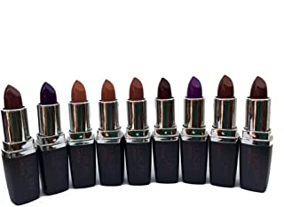 M.n Cosmetics Creamy Matte Lipstick set of 9pcs