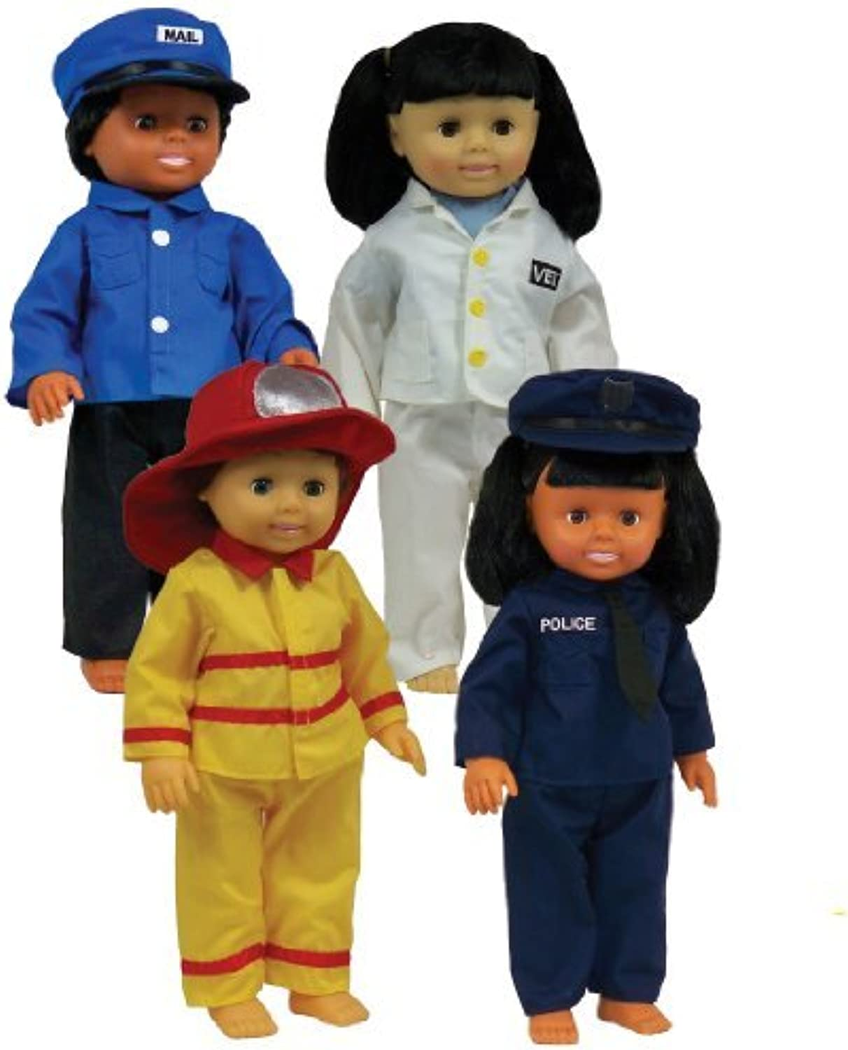 Get Ready Kids Careers Doll Clothes by GET READY KIDS