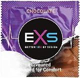Exs Condoms Exs Hot Chocolate - 100 Pack Exs Condoms 1530 g