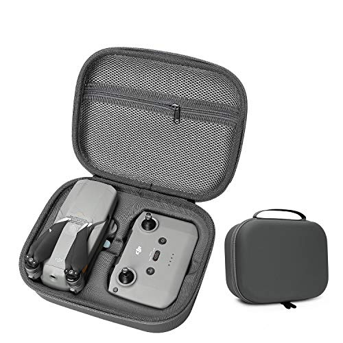 Mavic Air 2 Stoarge Bag-Waterproof Travel Carrying Case for DJI Mavic Air 2 Drone, Remote Controller and Accessories-Grey