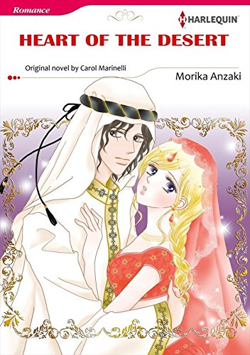 Heart of The Desert: Harlequin comics (English Edition)