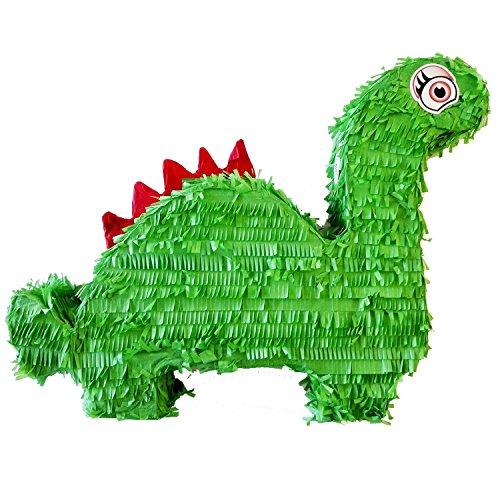 Amscan 9903140 Pinata Dinosaurier Spielzeug, Grün