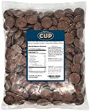 By The Cup Milk Chocolate Wafer Candy Melts 5 Pound Bag for Chocolate Fountain, Fondue Sets, Molds...