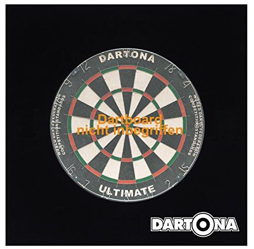 Dartona Dartboard Surround viereckig - 2