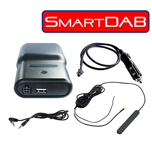 autodab smartdab Universal Plug & Play Wireless In KFZ DAB Digital Radio Adapter