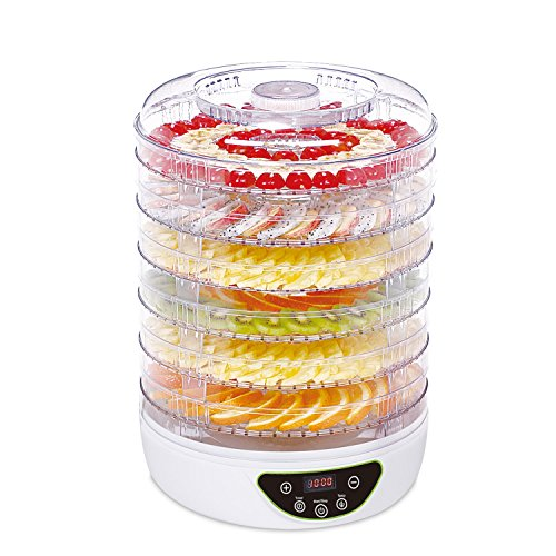 electriQ Food Dehydrator and Dry...