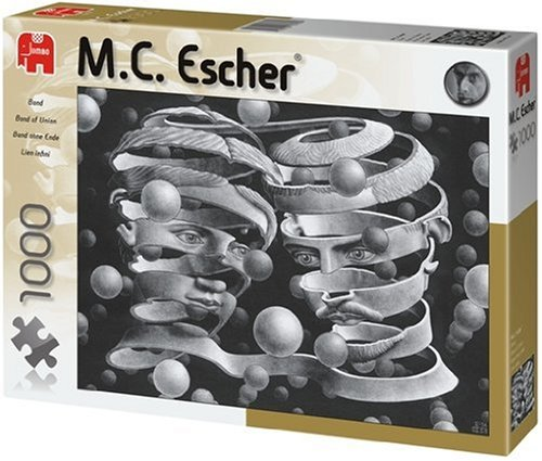 Jumbo Games Escher Bond of Union Puzzle (1000PCE)