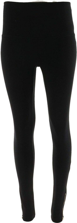 IMAN Ponte 360186; Slimming Legging 561-750, Black, Large