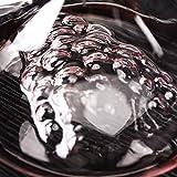 Feinster Wein-Dekanter, bleifrei, Kristallglas, Weinkaraffe, Rotwein-Karaffe, Zubehör, Geschenke...