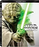 Star Wars Trilogy Episodes I-III (Blu-ray + DVD)
