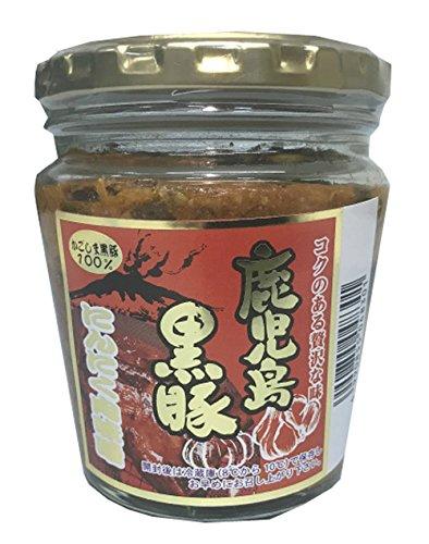 ケーアイフーズ 鹿児島黒豚にんにく肉味噌 200g×3個