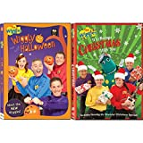 The Wiggles Holiday Collection: Wiggly Halloween / It's Always Christmas With You! 2 DVD Set