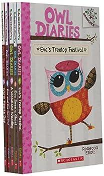 owl diaries box set