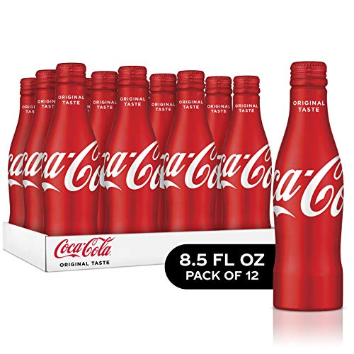Coca-Cola Soda Soft Drink, 8.5 fl oz, 12 Pack