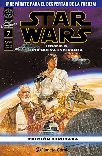 Star Wars. Episodio IV - Número 7: Una nueva esperanza (Star Wars: Cómics Grapa Marvel)