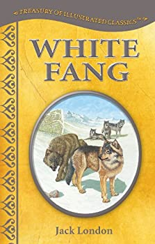 Hardcover White Fang-Treasury of Illustrated Classics Storybook Collection Book