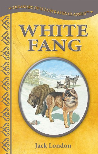 White Fang-Treasury of Illustrated Classics Sto... 0766631788 Book Cover