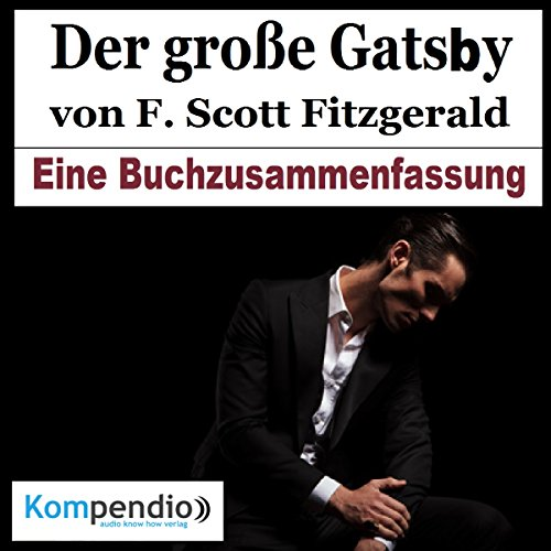 Der große Gatsby cover art