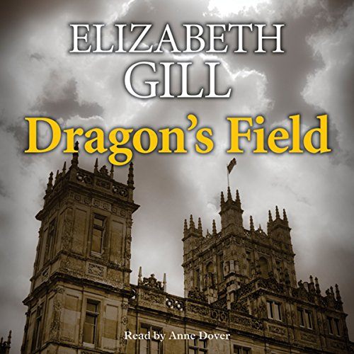 Dragon's Field audiobook cover art