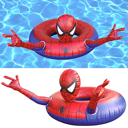 Spiderman toy for pool