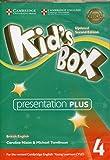 Kid's box. Presentation plus. Level 4. Per la Scuola elementare. DVD-ROM
