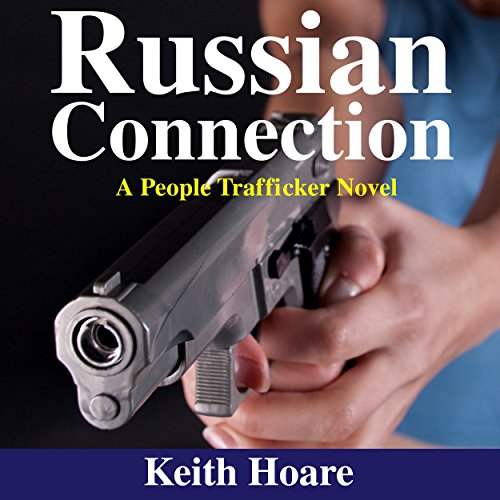 Russian Connection audiobook cover art